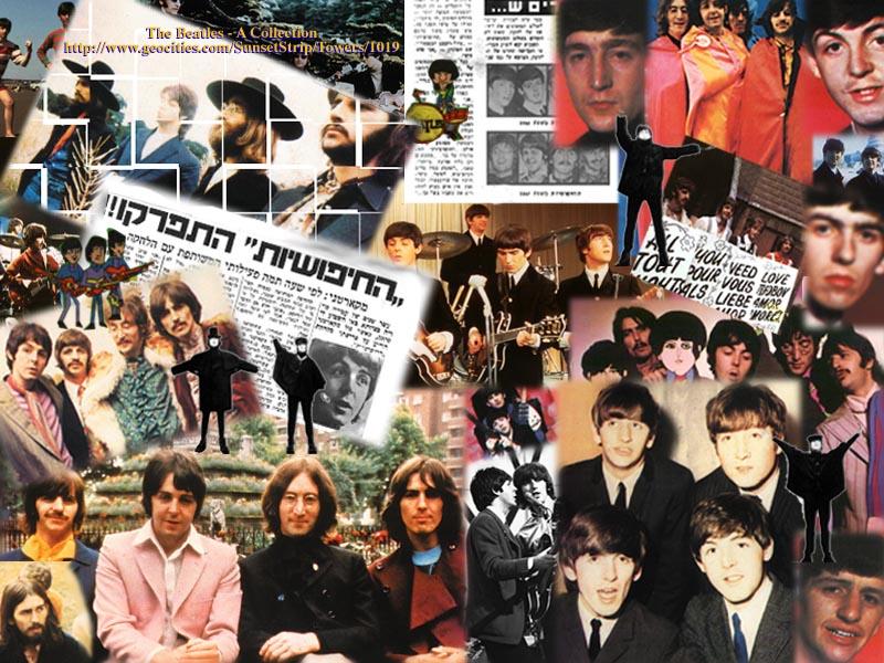 A New Beatles Wallpaper
